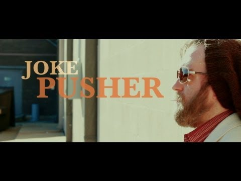 The Joke Pusher Man (pusher-man superfly parody)