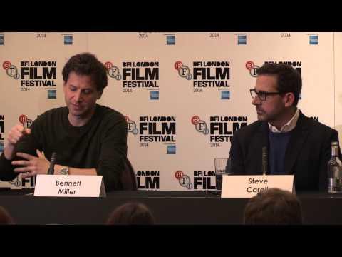 Foxcatcher - Steve Carrell & Bennett Miller - BFI LFF Press Conference & Premiere
