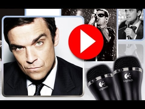 We Sing: Robbie Williams Official HD Video game trailer - Nintendo Wii