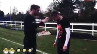 Russian egg roulette with vardy and fuchs