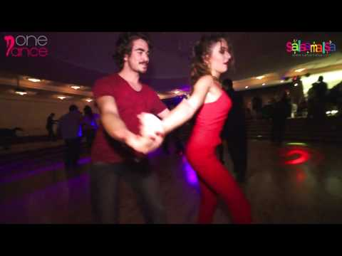 Melih Ünlü & Badel Keskin Cha Cha Cha Video - Noche De Rumba by One Dance