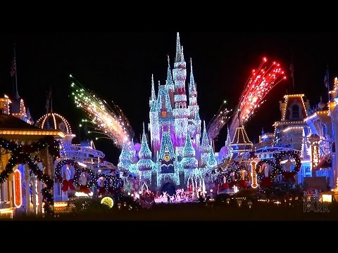 Mickeys Very Merry Christmas Party at the Magic Kingdom - Walt Disney World 2014 Event Overview