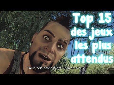 Top 15 des jeux les plus attendus de l'année | Ma 200ème vidéo