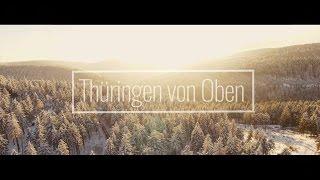 Winter In Thüringen - Drohnenaufnahmen In 4K