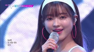 BUNGEE (Fall in Love) - 오마이걸(OH MY GIRL) [뮤직뱅크 Music Bank] 20190816
