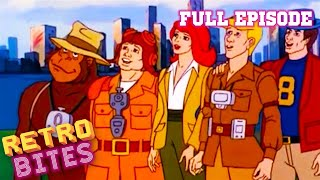 Ghostbusters | Statue of Liberty | TV Series | Full Episodes | Cartoons For Children