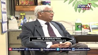 Face To Face With Dr. D. Venkatesh Agri Life Managing Director   Pioneer