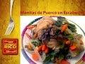 Manitas de Puerco en Escabeche   Comiendo Rico