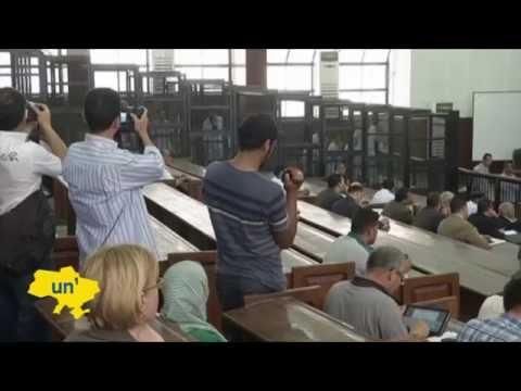Al Jazeera on trial in Egypt: Cairo court postpones trial of journalists on terror charges