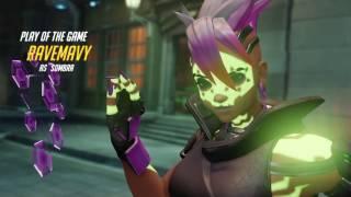 Overwatch - Sombra POTG hack ;_;