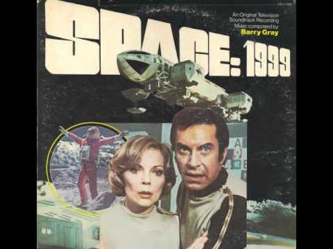 Barry Gray - Theme From Space: 1999