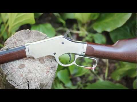 Uberti Scout / Silverboy 22LR lever action