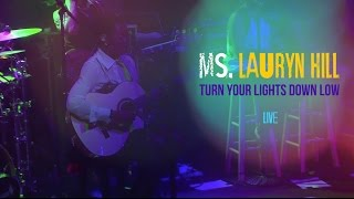 download lagu Ms. Lauryn Hill - Turn Your Lights Down Low gratis