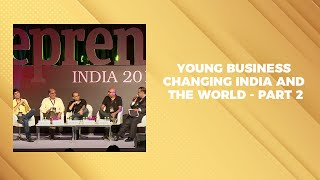 Young Business Changing India and the