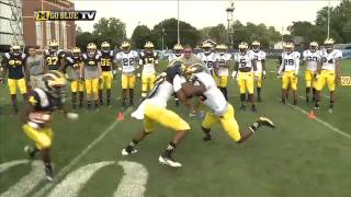Michigan Drill Fall Camp 2014