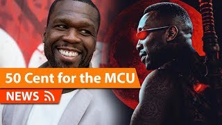 50 Cent teases Marvel Future & Directing a Marvel film