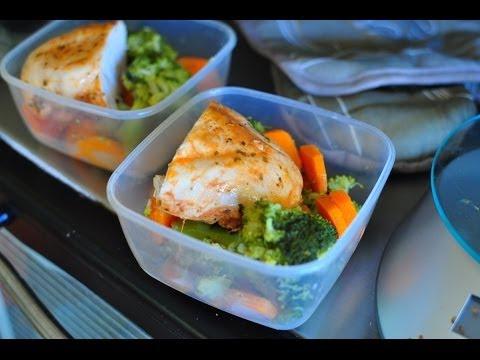 Куриная грудка на сковороде за 15 минут [Спортивная диета]