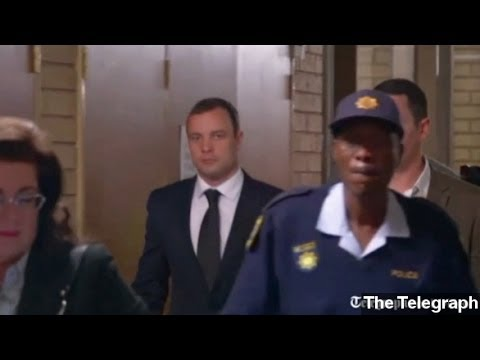 Oscar Pistorius Deemed Mentally Sound At Time Of Shooting