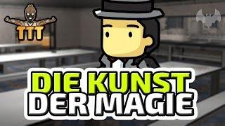 DIE KUNST DER MAGIE - ♠ TROUBLE IN TERRORIST TOWN TOTEM #1101 ♠ - Dhalucard