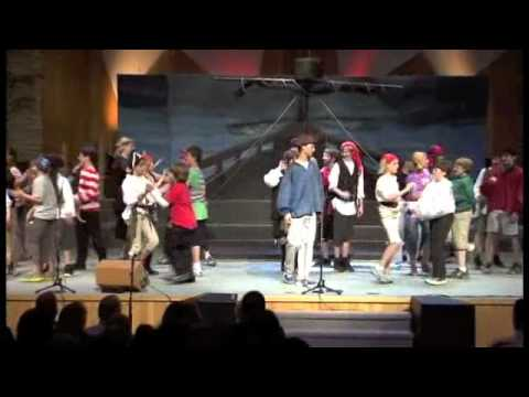 Clintonville Academy- To Be or Not to be a Pirate, 2011Fearsome Pirate Frank!