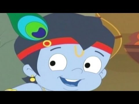 Bal Krishna, Animated Hindi Story