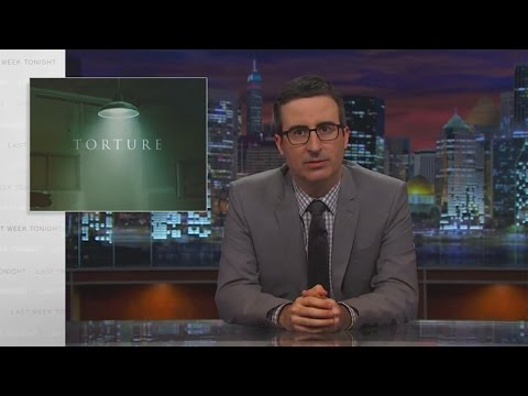 Last Week Tonight with John Oliver: Torture (HBO)