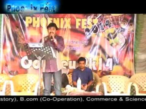 Kannur Shareef in PHOENIX College Vailathur  album SONG for Mehandi Niramulla...................
