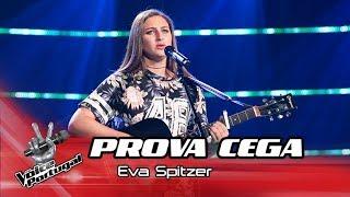 "Eva Spitzer - ""Havana""   Blind Audition   The Voice Portugal"