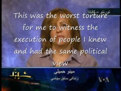 Story of Ms. Homaily, Torture and Rape in Prison of Islamic Regime