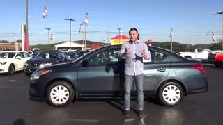 2017 Nissan Versa - Features Review