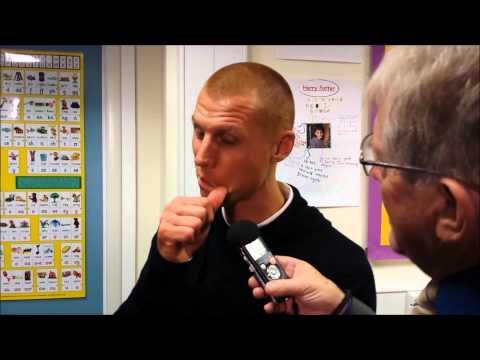 Stoke City's Steve Sidwell at City 7s