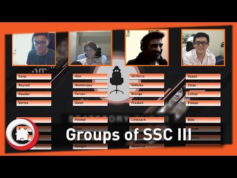 Groups of SeatStory Cup III powered by NEEDforSEAT®