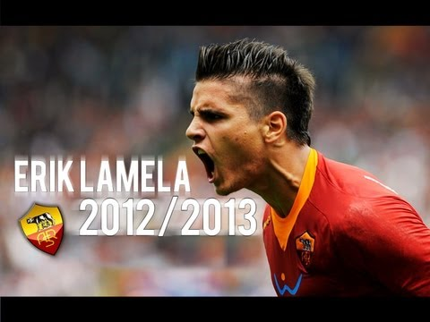 Erik Lamela - Welcome to Tottenham Hotspur | HD