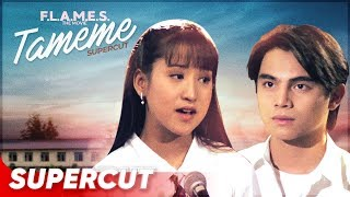F.L.A.M.E.S The Movie: Tameme | Marvin Agustin and Jolina Magdangal | Supercut