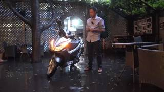 Xe.TInhte.vn - Trên tay thiết bị chống trộm xe máy IKY PLUS