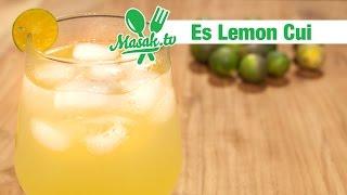 Es Lemon Cui | Minuman #108