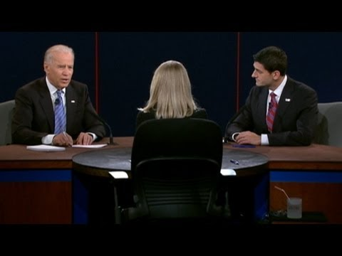 Vice Presidential Debate 2012: Joe Biden, Paul Ryan Spar on Medicare, Social Security