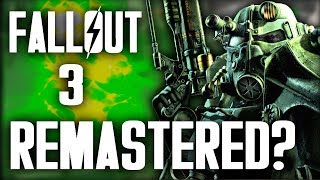 POTENTIAL FALLOUT 3 REMASTER?! (E3 Leaked Info, maybe.....)