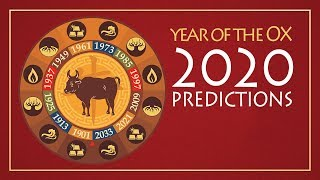 YEAR OF THE OX | 2020 CHINESE FENG SHUI HOROSCOPE FULL PREDICTIONS