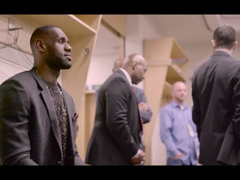 TROPHIESˢᴹ | LeBron James Reflects on Cavs' First Loss of 2016 Playoffs