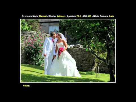 Behind the Scenes  wedding photography tutorial