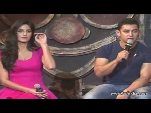 Dhoom Machale Song Launch Aamir Khan Katrina Kaif | Dhoom 3...