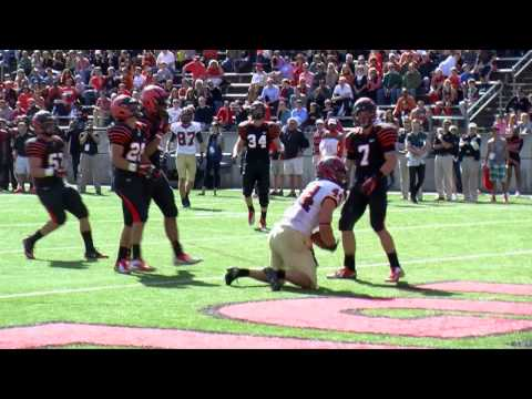 Highlights: Harvard Football's Kyle Juszczyk