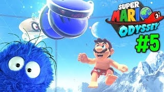 Only 90's Kids Will Like This Episode! | Super Mario Odyssey | EPISODE 5