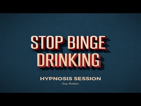 Stop Binge Drinking Self Hypnosis Session