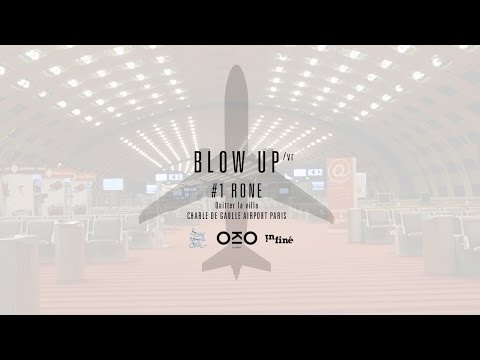 BLOW UP #1 // RONE Quitter la ville
