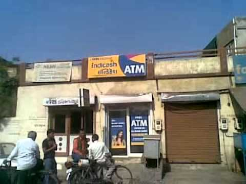 Tata IndiCash White ATM in Ahmedabad 25122014002