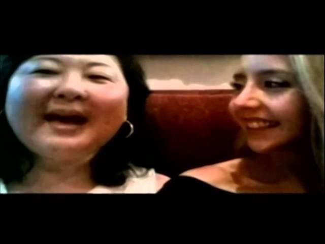 """Lina, do Canadá, no """"Eu na VVTV"""". Envie seu vídeo também!"""