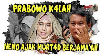 Doa Neno Warisman Pak sa Tuhan Menang kan Prabowo, Jika Ka lah Ramai-Ramai Murt4d ?