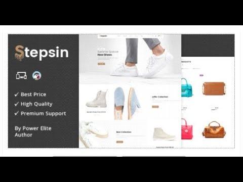 Stepsin - Responsive Prestashop 1.7 Theme | Themeforest Templates